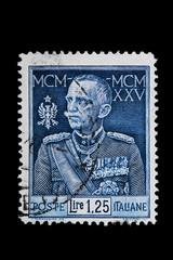 francobollo del Regno d'Italia del 1925