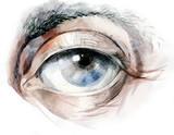 old chap eye poster