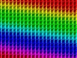 Textura geométrica com quadrados pequenos