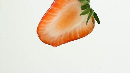 イチゴ果汁