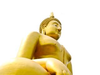 The world largest Buddha statue