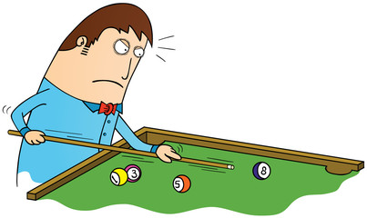 billiard time