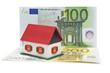 Haus, Geld, Baufinanzierung