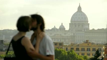 Roma teneri baci