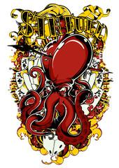 Sin tentacles