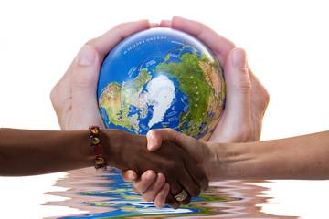 Terra e umanità da salvare