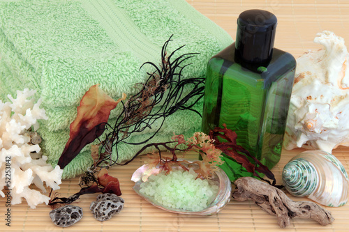 Natural Spa Products