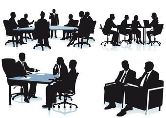 Consulting und Geschäft