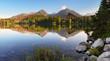 Mountain lake - Strbske pleso