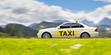 Fototapety Taxi_04