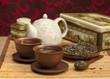 Tea accessories.