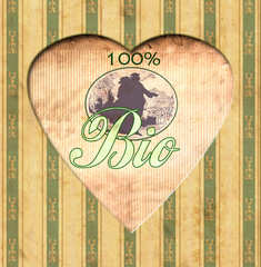 Vintage Heart - Bio