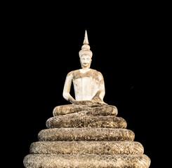 Old Naga Buddha