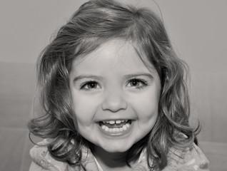 Retrato infantil.