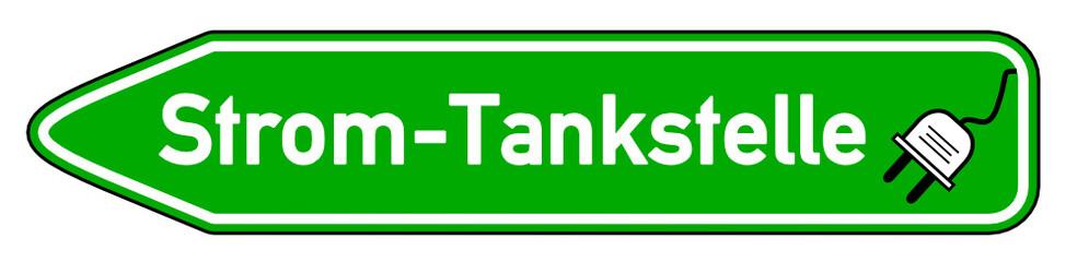 Strom Tankstelle Energie  #130512-svg01