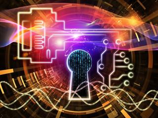 Virtual Encryption
