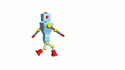 ロボット 行進