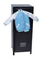 Letterman Jacket on Locker