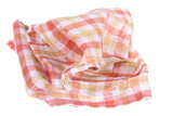 Kitchen towel isolated on white background