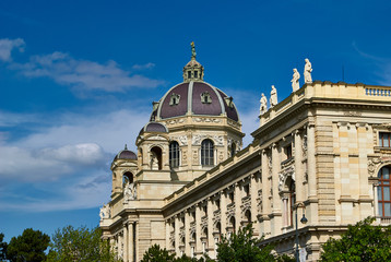 Architectural monuments of Europe. Austria. Vienna.