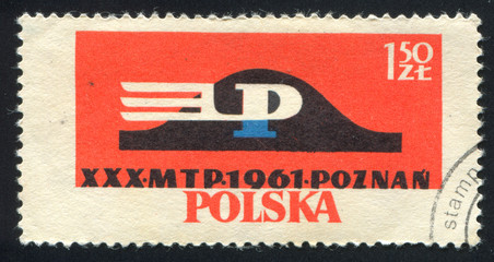 Emblem of Poznan Fair