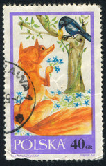 Fox and the Raven