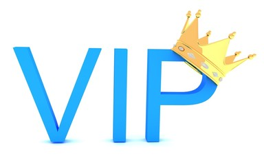 VIP in 3-d visualization