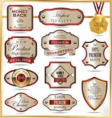 Elegant labels