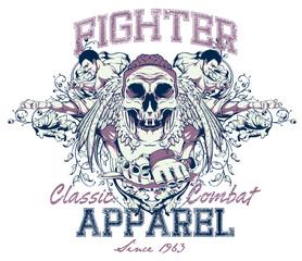 Fighting apparel