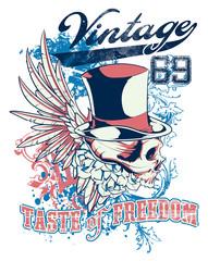 Taste the freedom