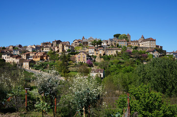 Village Villefranche du Périgord