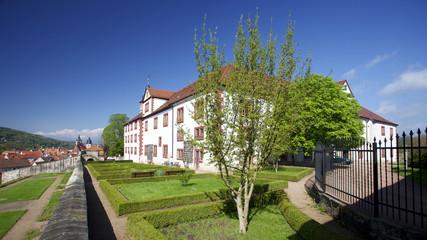 Schmalkalden mit Schloss Wilhelmsburg