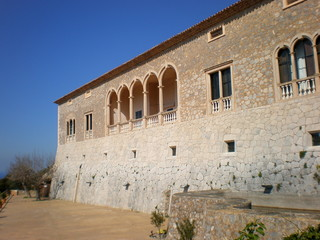 Herrenhaus Son Marroig auf Mallorca