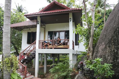 holiday homelamai koh samui thailand