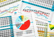 Business Sales Report with Statistics