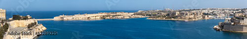 Grand Harbour Pano
