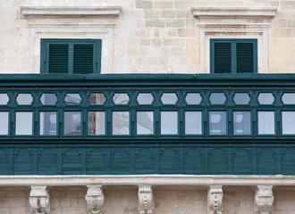 Grandmasters' Palace Balcony
