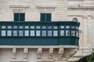 Balcony of the Grandmaster's Palace Valletta