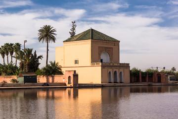 Giardino della Menara, Marrakech, Marocco