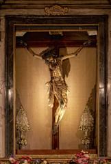 Miraculous Crucifix