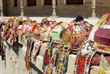 Chapeaux folkloriques ouzbèkes, Boukhara, Ouzbékistan - 52292411
