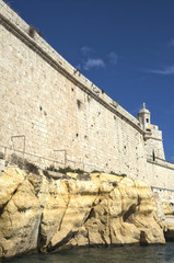 St. Angelo Walls