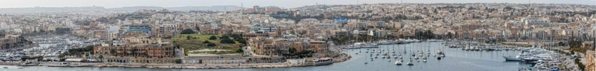 Ta' Xbiex Panorama