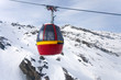 Cable car going to Kitzsteinhorn peak - 52294018