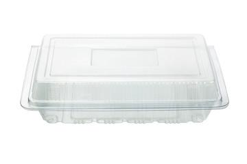 Empty plastic Container