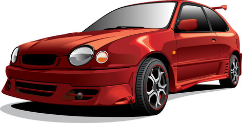 Drag Car No1