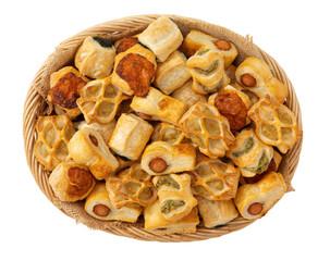 Salatini farciti - Savory pastries