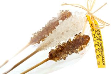 sucres spéciaux, candi