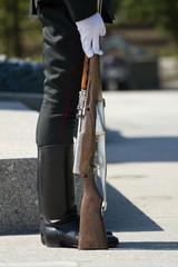 Soldier details