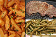 Steak Frites Haricots verts